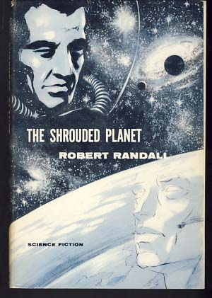 The Shrouded Planet cover